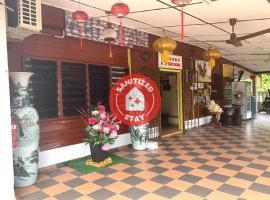 OYO 89928 Acf Guest House, hotel di Sungai Lembing