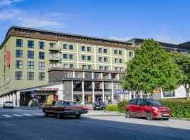 Thon Hotel Saga, hotell i Haugesund