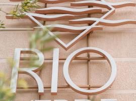 Hotel RIO VERDE, hôtel à Podgorica