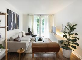 Nest Easy - Nine Elms, apartamento en Londres
