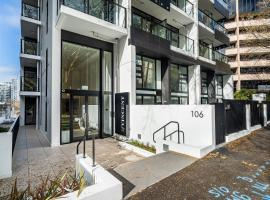The Sail Apartment on Vincent, serviced apartment in Auckland
