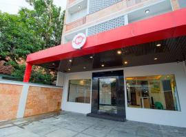 De 80's Ekonomi, hotel di Jakarta