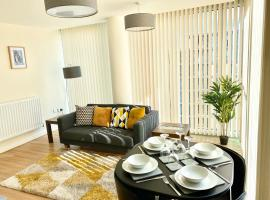 Smartrips Apartments - The Hub, apartment in Milton Keynes
