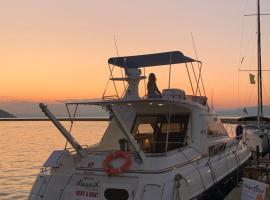 Yacht Thassos Almyra A, boat in Limenas