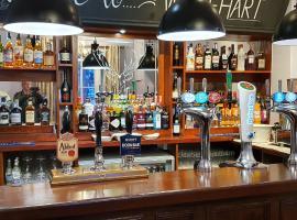 The White Hart Hotel, hotel near Flitwick Railway Station, Shefford