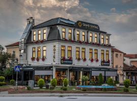 Grand Central Hotel, hotel in Bitola