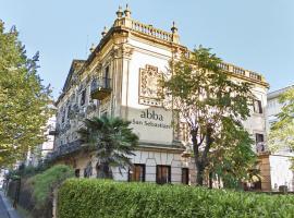 Abba San Sebastián Hotel, hotel in San Sebastián