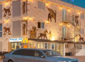 Hotel Babylon am Europa-Park Eintrittskarten erhältlich, Hotel in Ringsheim