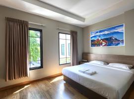 帕尼尼公寓酒店,萊卡邦的飯店