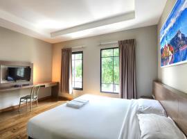 Panini Residence, hotel in Lat Krabang