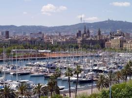 Barceloneta Ramblas Apartments, hotel near Maremagnum, Barcelona