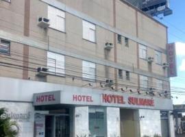 Hotel Sulmaré Grupo de Hotéis Mar e Mar, hotel in Canoas