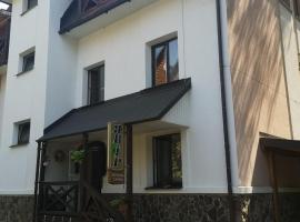 Готель Явір, готель у місті Яремче