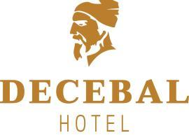 Hotel Decebal Bistrita, hotel din Bistriţa