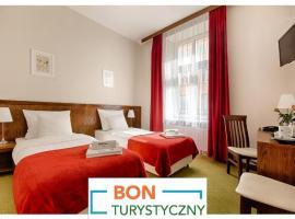 Hotel Yarden by Artery Hotels – hotel w pobliżu miejsca Dworzec PKP Kraków Główny w Krakowie