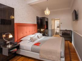Hotel Alexandra, hotel in Via Veneto, Rome