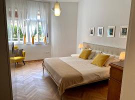 Delightful Villa Rina, apartment in Merano