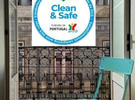 simpliCITY Rooms & Suites, auberge de jeunesse à Lisbonne