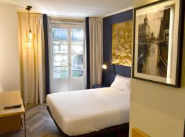 Hotel Alda Galería Coruña, hotel en A Coruña