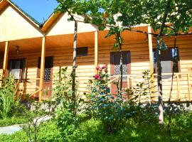SHODA, guest house in Ambrolauri