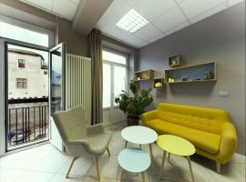 I Dodici mesi rooms&apartments, hotel in Trento