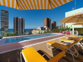 The Agir Springs Hotel by Medplaya, hotel en Benidorm