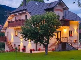 Hotel Rosengarten, hotel in Tarvisio