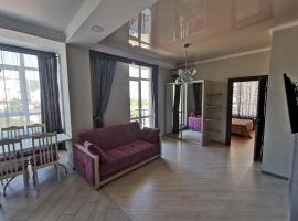 Квартира ЖК Черноморский, apartment in Gelendzhik