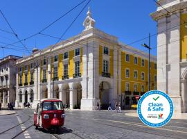 Pousada de Lisboa - Small Luxury Hotels Of The World, hotel near Commerce Square, Lisbon