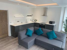 28 Harbour Lettings Luxury Apartments, apartment in Plymouth