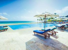 Cana Rock Condos Infinity Pool & Beach Club, room in Punta Cana