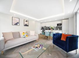 Lux Apartments in Fulham by Dino, hotel near Stamford Bridge - Chelsea FC, London