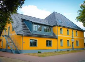 Gästehaus Burgblick, guest house in Neustadt-Glewe
