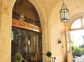 Grand Hôtel Des Templiers, hotel in Reims