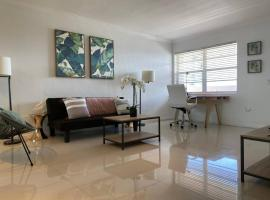 Kohcoon - Stunning 1 Bed with Magnificent Views of Miami, villa in Miami Beach