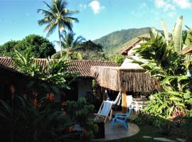 Villa Adria, hotel near Marakuthai Ilhabela, Ilhabela