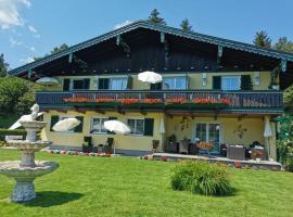 Ferienwohnungen Thalmeier, apartment in Sankt Gilgen