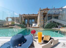 Avra Maris, accessible hotel in Sitia