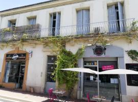 LE SAINT PIE X, pet-friendly hotel in Montpellier