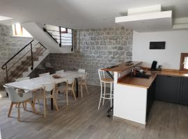 Maison du Troubadour, casa o chalet en Balazuc