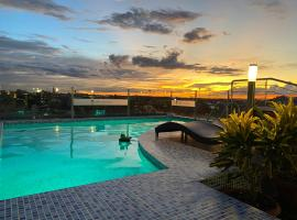 Nativo Hotel, hotel with pools in Iquitos