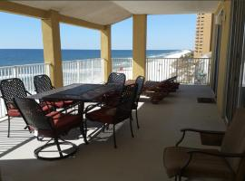 Tropic Winds Condo, serviced apartment in Panama City Beach