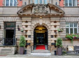 The Richmond Hotel; BW Signature Collection, hotel i Liverpool