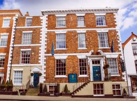 The Townhouse Chester; BW Signature Collection, hotel near Cheshire Oaks Designer Outlet, Chester