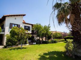 Villa Sounio, pet-friendly hotel in Sounio