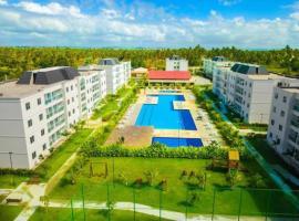 Flat Palm Village Acqua Porto de Galinhas - PE, aluguel de temporada no Recife