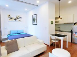 M-H Serviced Apartment: Ho Chi Minh Kenti şehrinde bir otel