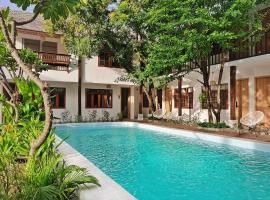 Hotel AONO, отель в Чиангмае