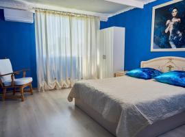 Hotel Lux Aquapark, готель у Полтаві
