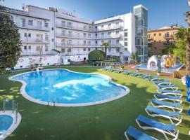 GHT Balmes, Hotel-Aparthotel&SPLASH, hotel in Calella